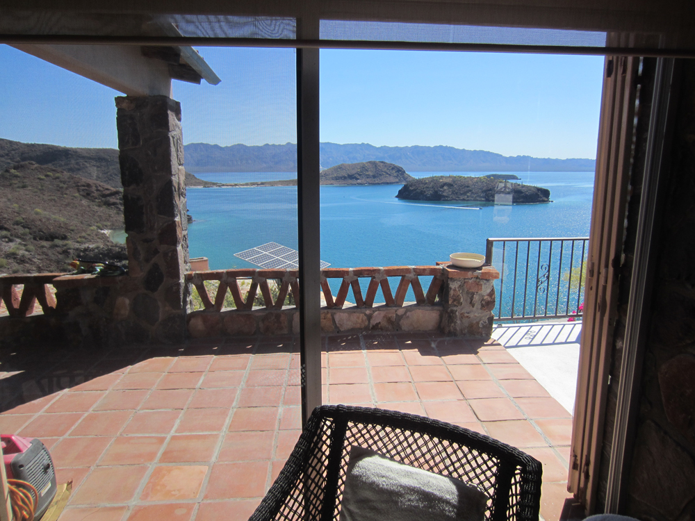 Posada Home With View